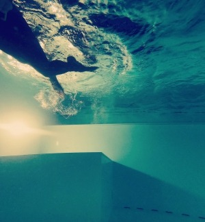 Inside one of our pools. Thanks to 'puur Duiken'